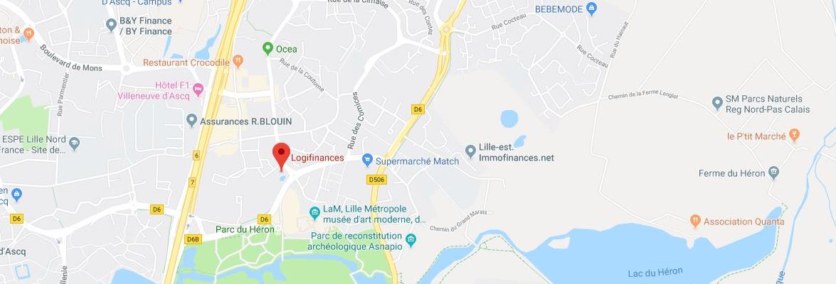 Logifinances Villeneuve d'Ascq