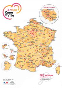 Investissement Immobilier - Les villes éligibles - Dispositif Denormandie - Logifinances
