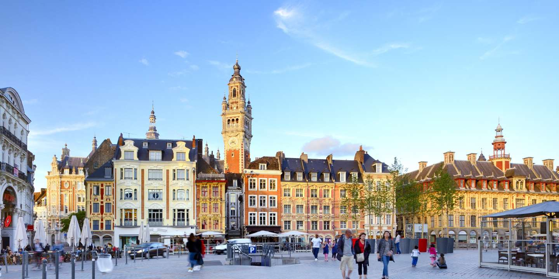 Marché immobilier Lille l Logifinances